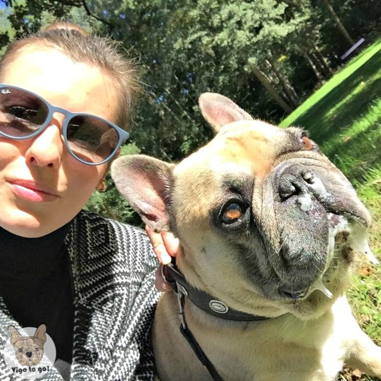 Pies w Parku Zdrojowym Świnoujście - vigotogo.com